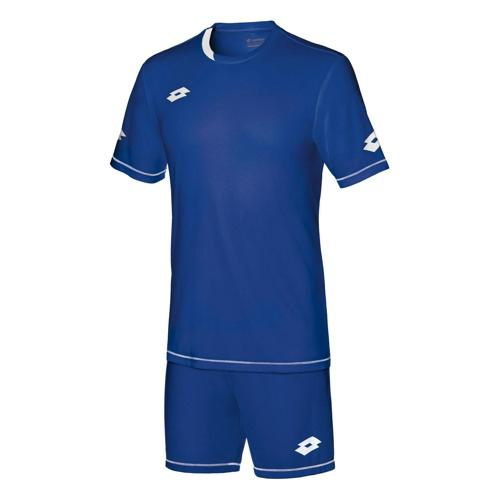 Set Maillot/Short Lotto Sigma Evo MC JUNIOR Royal/Royal