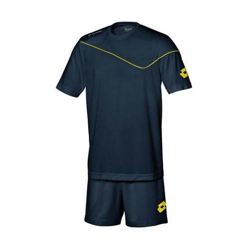 Set Maillot/Short Lotto Sigma Pro MC Marine/Jaune