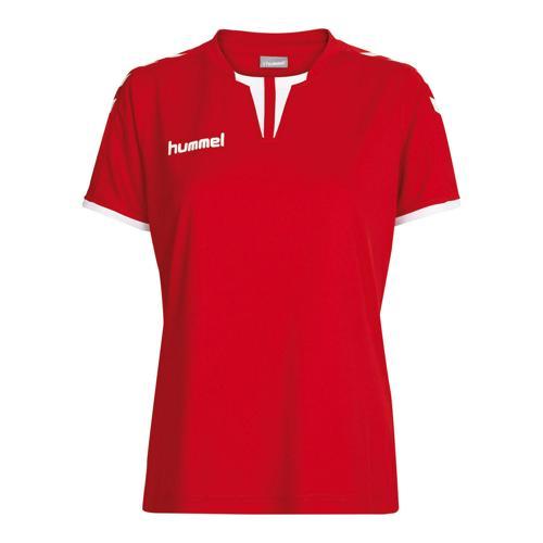 Maillot Hummel Feminin Core Rouge