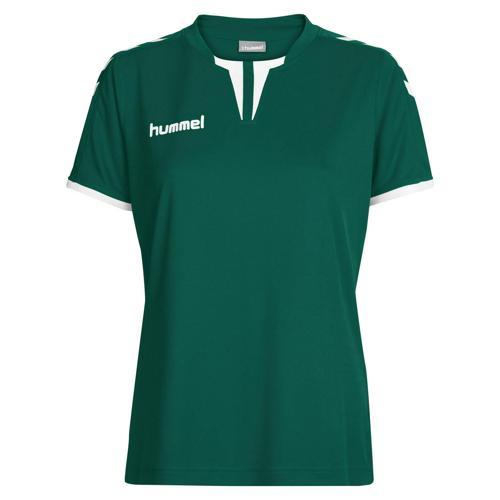 Maillot Hummel Feminin Core Vert