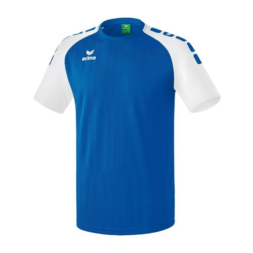 Maillot Erima Tanaro 2.0 MC Royal/Blanc
