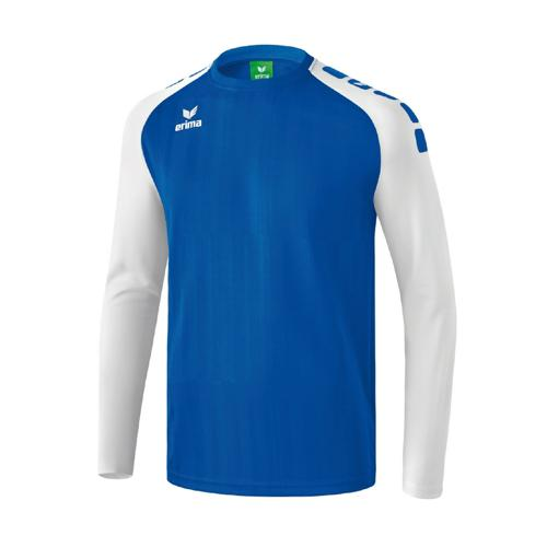 Maillot Erima Tanaro 2.0 ML Royal/Blanc