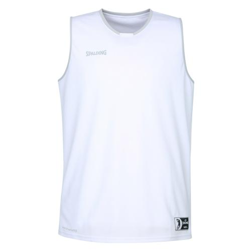 Maillot masculin Spalding Move Blanc/Gris