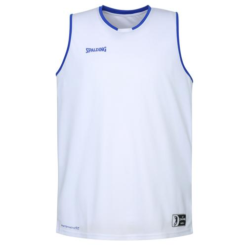 Maillot masculin Spalding Move Blanc/Royal