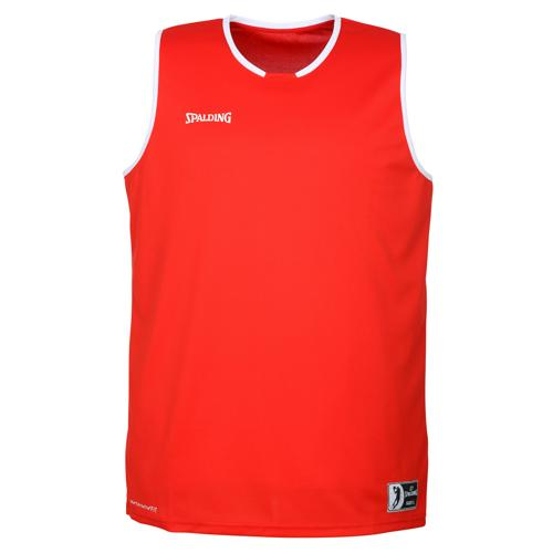Maillot masculin Spalding Move Rouge/Blanc