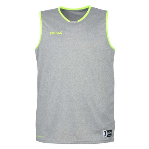 Maillot masculin Spalding Move Gris/Jaune