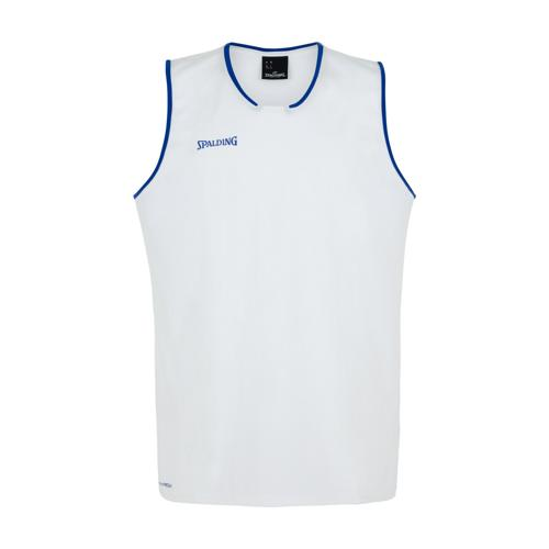 Maillot kids Spalding Move Blanc/Royal