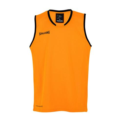 Maillot kids Spalding Move Orange/Noir