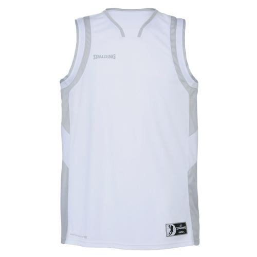 Maillot Spalding All Star Blanc/Gris