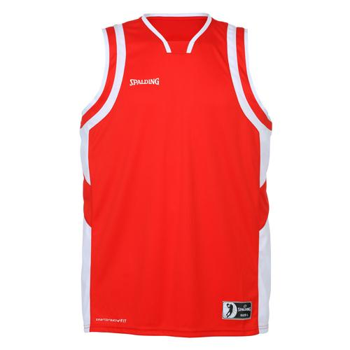 Maillot Spalding All Star Rouge/Blanc