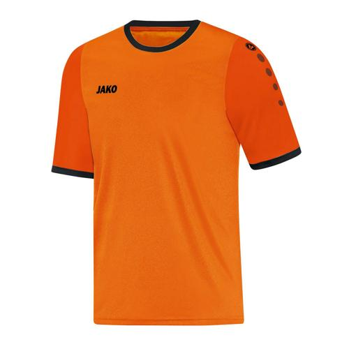 Maillot Leeds MC Jako Orange fluo/Orange/Noir
