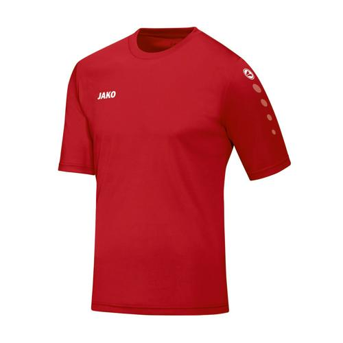 Maillot MC Jako Team Rouge
