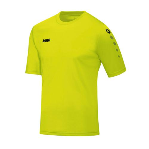 Maillot MC Jako Team Lime