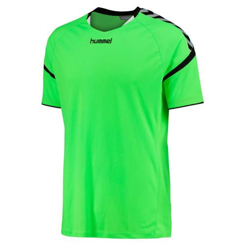 Maillot Hummel Authentic Charge Vert fluo