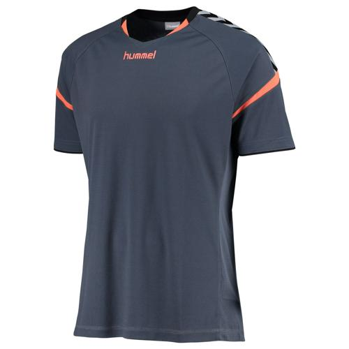 Maillot Hummel Authentic Charge Ombre blue
