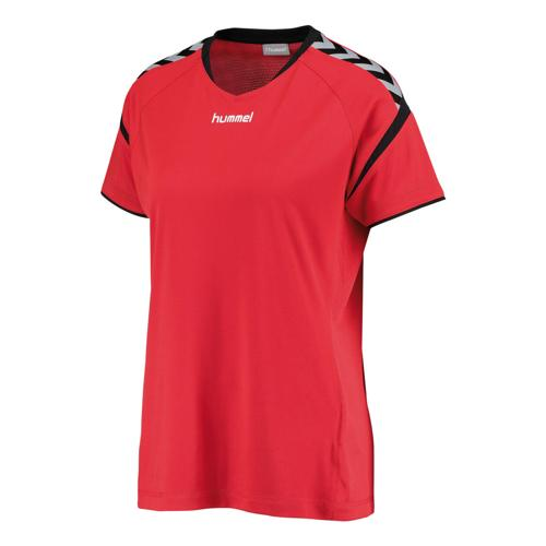 Maillot féminin Hummel Authentic Charge Rouge