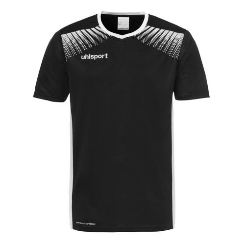 Maillot Uhlsport Goal Noir/Blanc