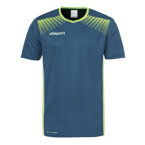 Maillot Uhlsport Goal Vert petrole/Vert flash