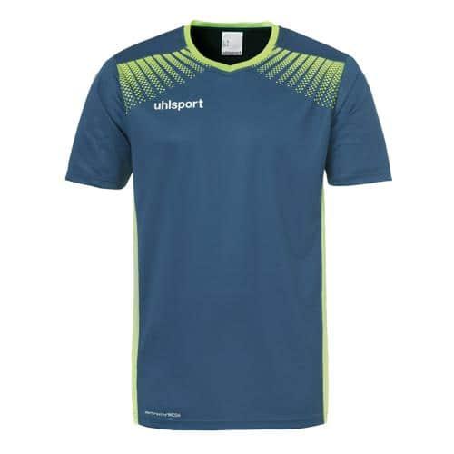 Maillot Uhlsport Goal Vert petrole/Vert flash