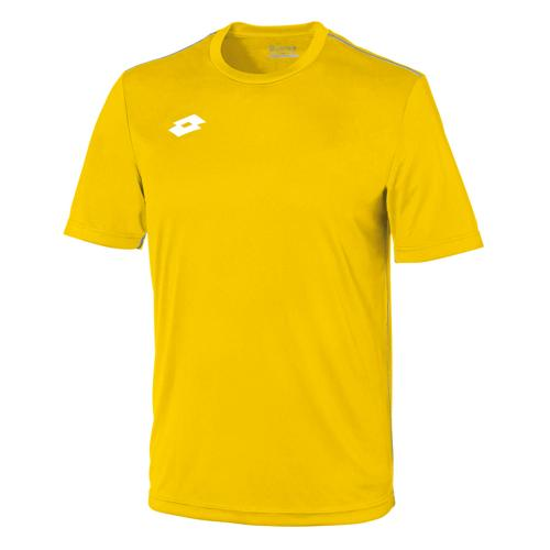 Maillot enfant Lotto Delta MC Jaune
