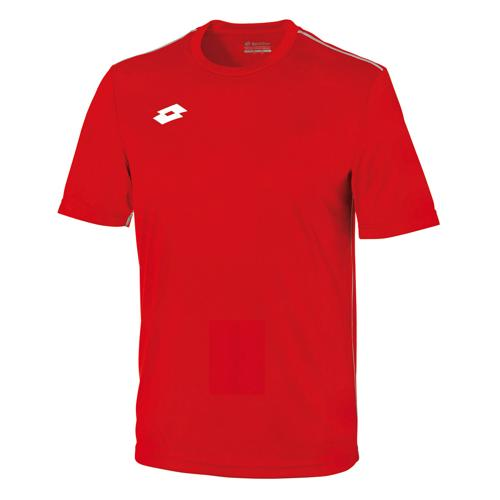 Maillot Lotto Delta MC Rouge
