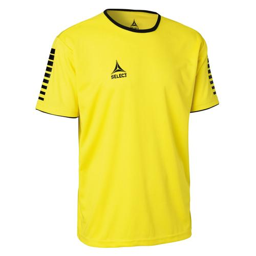 Maillot Select Italy Jaune