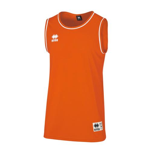 Maillot Errea Rockets Orange/Blanc