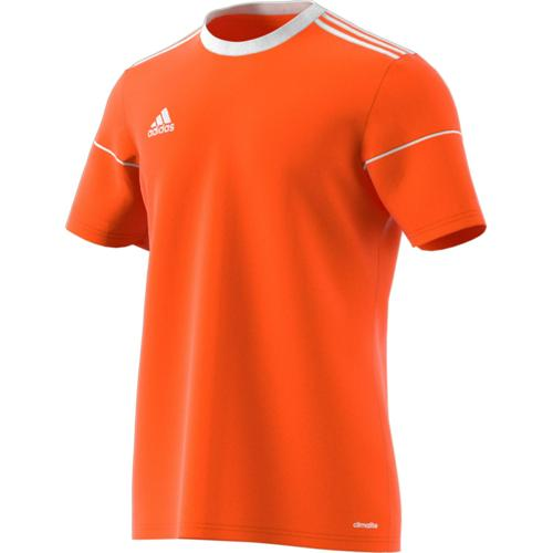 Maillot Squadra 17 MC Enfant Orange/Blanc adidas