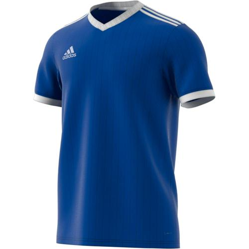 Maillot Tabela 18 MC Enfant Royal/Blanc adidas