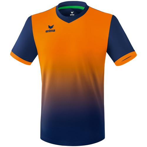 Maillot Leeds Erima MC Marine/Orange