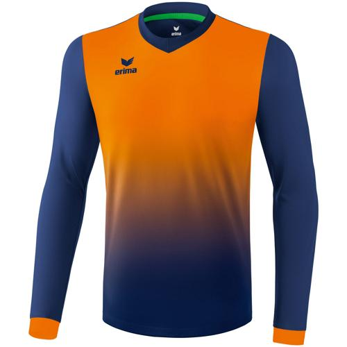 Maillot Leeds Erima ML Marine/Orange