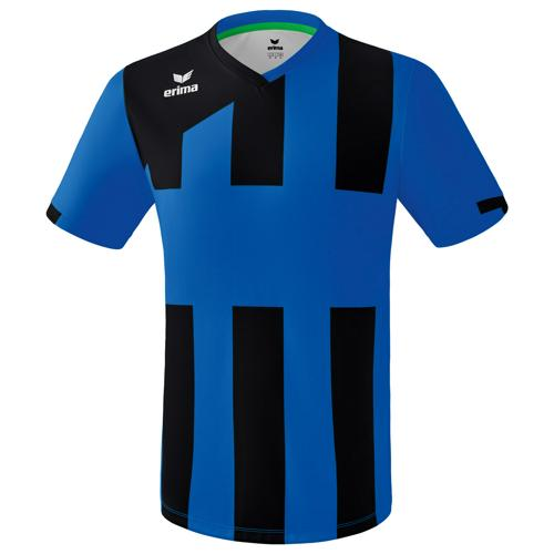 Maillot Siena Erima 3.0 MC Royal/Noir
