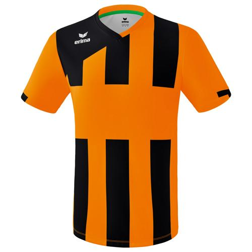 Maillot Siena Erima 3.0 MC Orange/Noir