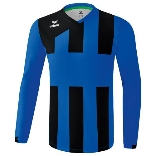 Maillot Siena Erima 3.0 ML Royal/Noir