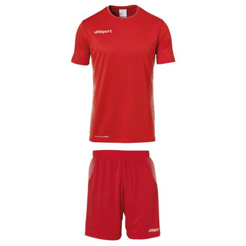 Maillot/short Uhlsport Rouge/Blanc