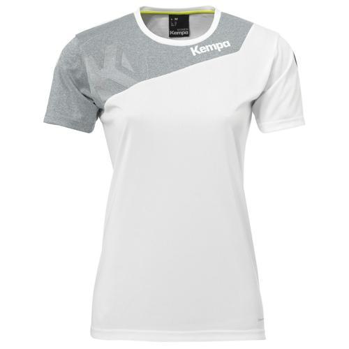 Maillot Kempa Féminin Core 2.0 Blanc