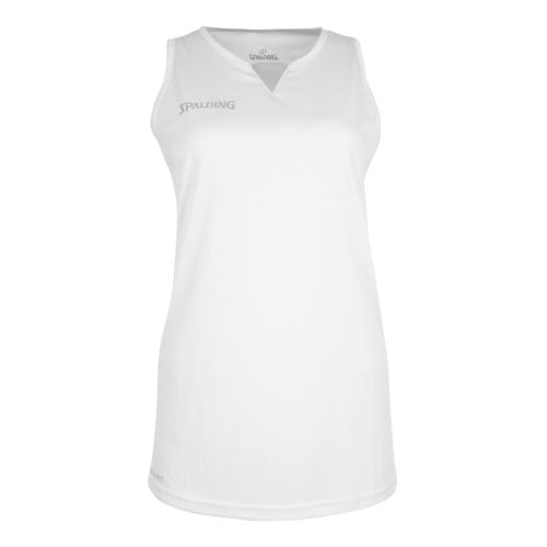 Maillot Féminin Spalding 4HER III Blanc