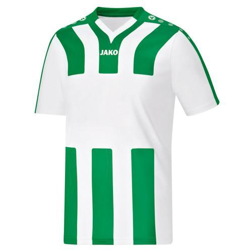 Maillot Santos Jako MC Blanc/Vert