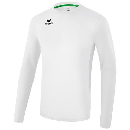 Maillot Erima Liga ML Blanc