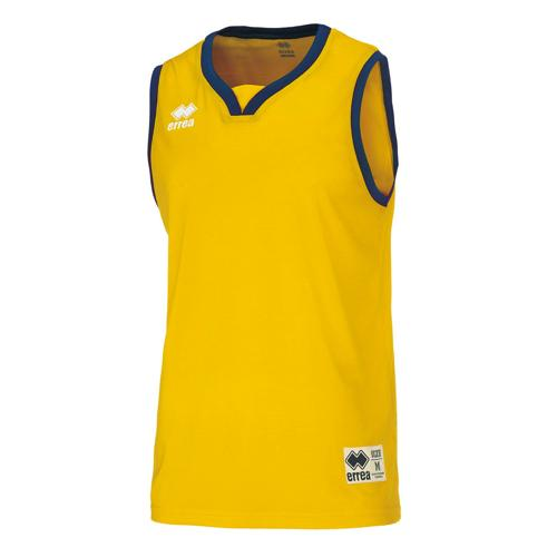 Maillot California Errea Jaune/Royal