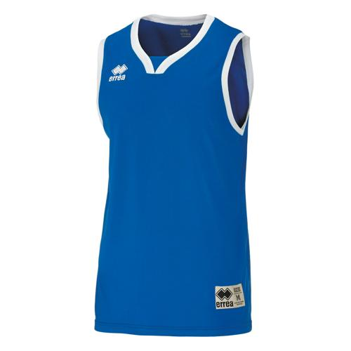Maillot California Errea Royal/Blanc