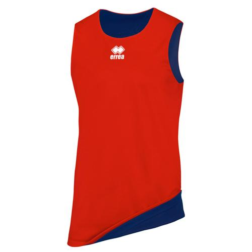 Maillot Chicago Errea Reversible Rouge