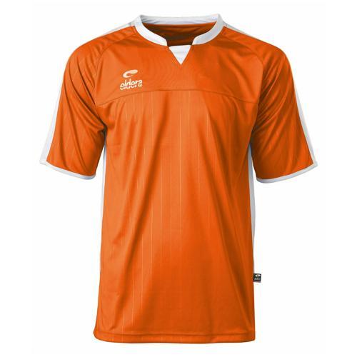 Maillot Decima Eldera MC Orange/Blanc