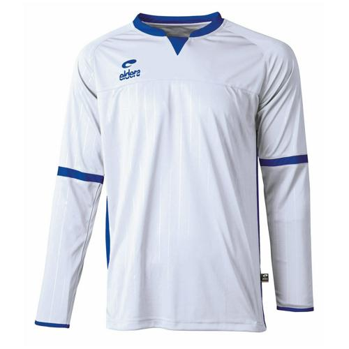 Maillot Decima Eldera ML Blanc/Royal