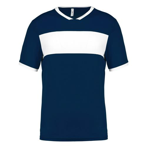 Maillot Now One Marine/Blanc