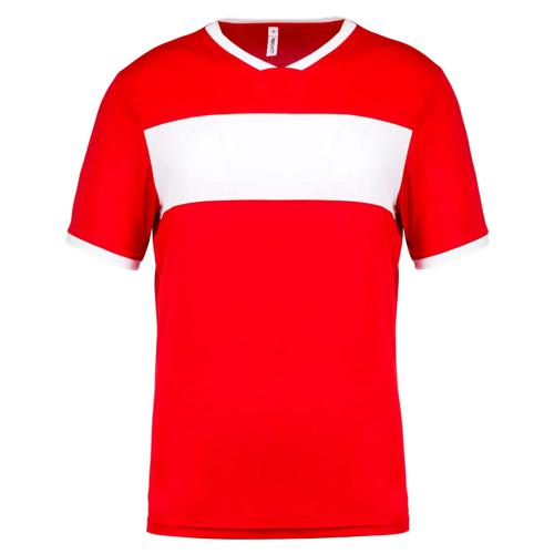 Maillot Now One Rouge/Blanc