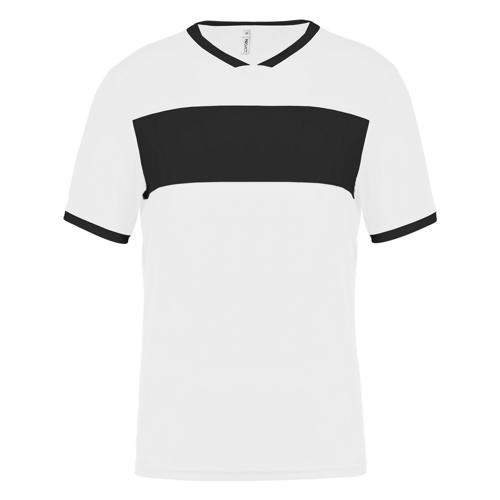 Maillot Now One Blanc/Noir
