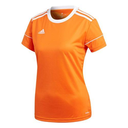 Maillot Féminin Squadra Orange/Blanc ADIDAS