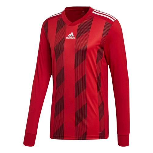 Maillot Striped 19 ML rouge/blanc ADIDAS