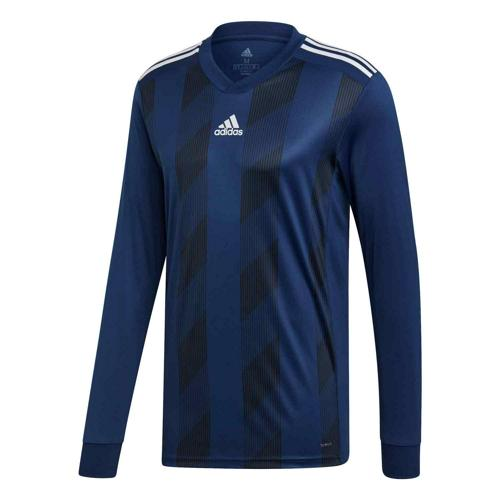 Maillot Striped 19 ML marine/blanc ADIDAS